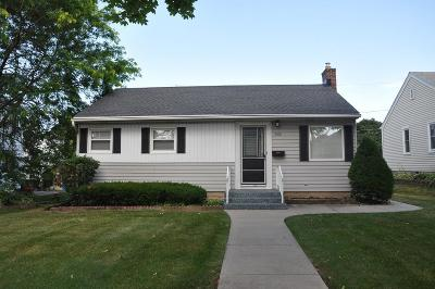 Single Family Home For Sale: 3162 S 23rd St