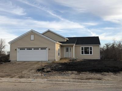Elkhorn WI Single Family Home For Sale: $242,900