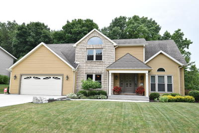 Racine Single Family Home Active Contingent With Offer: 3715 Partridge Terr