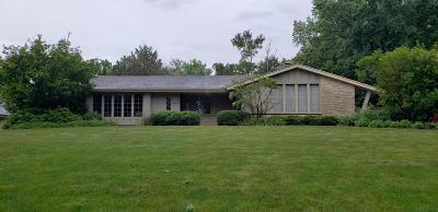 Brookfield Single Family Home Active Contingent With Offer: 15900 Sky Cliff Dr