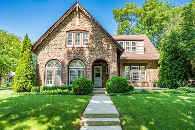 Shorewood Single Family Home Active Contingent With Offer: 4133 N Maryland Ave