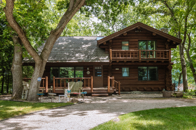 Elkhorn WI Single Family Home For Sale: $595,000
