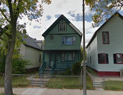 Single Family Home For Sale: 2731 N 8th St