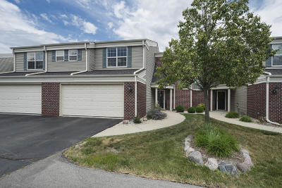 Pewaukee Condo/Townhouse Active Contingent With Offer: N15w26510 Golf View Ln #F