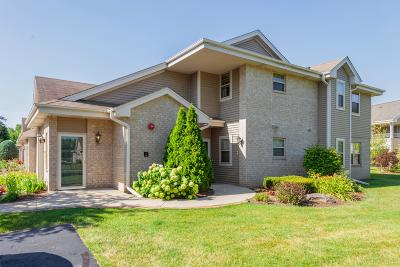 Brookfield Condo/Townhouse Active Contingent With Offer: 18445 Emerald Dr #H
