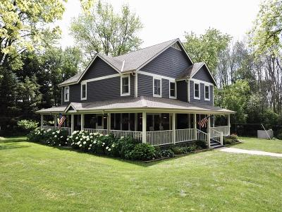 Mequon WI Single Family Home For Sale: $599,900