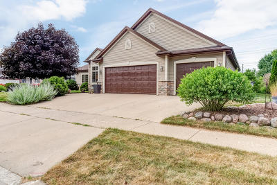 Milwaukee Single Family Home Active Contingent With Offer: 1100 E Waterford Ave