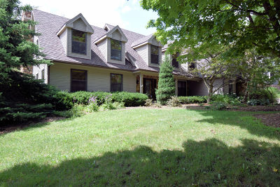 Brookfield Single Family Home For Sale: 1355 Barrington Wood Dr