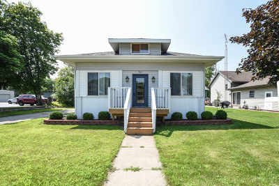 Walworth Single Family Home Active Contingent With Offer: 309 Kenosha St