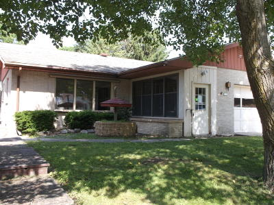 Sheboygan Single Family Home For Sale: 3116 N 10th St