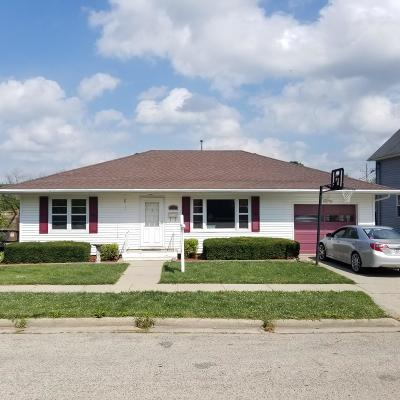 Jefferson Single Family Home Active Contingent With Offer: 310 N Pleasant Ave