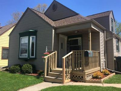 West Allis Single Family Home For Sale: 2156 S 91st Street