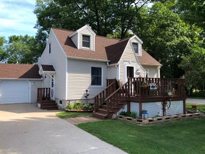 Menominee Single Family Home For Sale: 300 43rd Ave