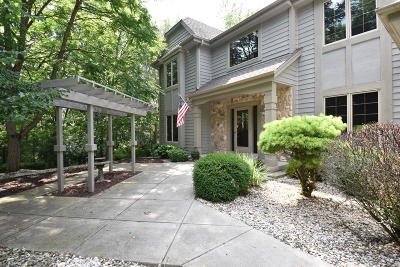 Racine County Single Family Home Active Contingent With Offer: 23300 Dover Line Rd