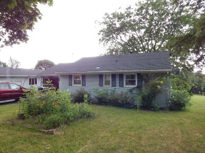 Fort Atkinson Single Family Home Active Contingent With Offer: 715 Messmer St