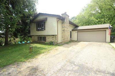 Mukwonago Single Family Home Active Contingent With Offer: W279s8745 Lookout Cir