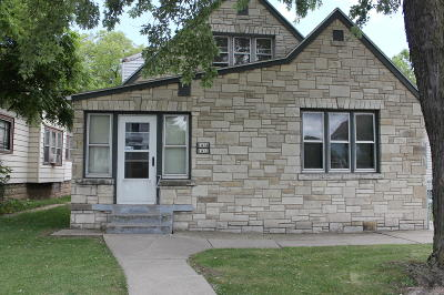 West Allis Two Family Home Active Contingent With Offer: 1412 S 60th St