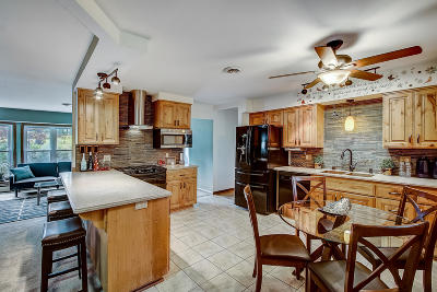 Brookfield Single Family Home Active Contingent With Offer: 1720 N 166th St