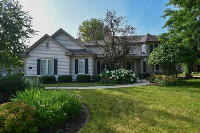 Oconomowoc Single Family Home Active Contingent With Offer: 795 St. Andrews Dr