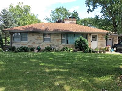 Lisbon Single Family Home Active Contingent With Offer: W238n5390 Parkview Dr