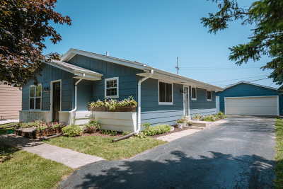 Greenfield Single Family Home Active Contingent With Offer: 5984 S 35th St
