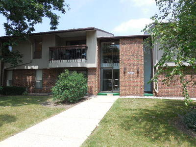West Allis Condo/Townhouse Active Contingent With Offer: 8006 W Oklahoma Ave #4