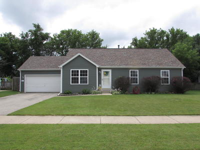Genoa City Single Family Home For Sale: 285 Meadow Dr