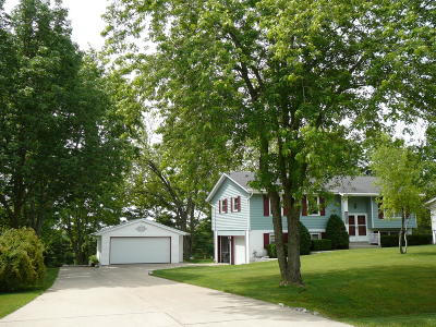 Richfield, Hubertus Single Family Home Active Contingent With Offer: 3173 Kettle Moraine Pkwy
