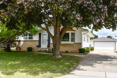 Greenfield Single Family Home Active Contingent With Offer: 5640 W Bottsford Ave