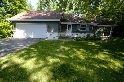 Elm Grove Single Family Home For Sale: 15040 Watertown Plank Rd