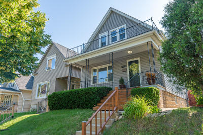 Milwaukee Single Family Home For Sale: 3070 S 10th St