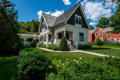 Cedarburg Single Family Home Active Contingent With Offer: W62n777 Sheboygan Rd