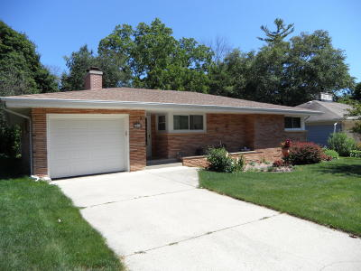 Single Family Home For Sale: 211 Fairview Ave