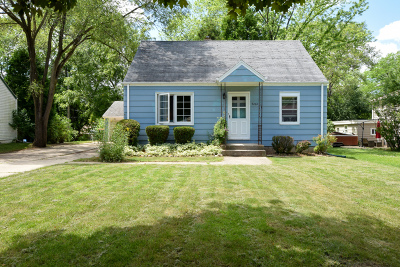 Wauwatosa Single Family Home Active Contingent With Offer: 4261 N 94th St