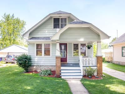 West Allis Single Family Home Active Contingent With Offer: 2142 S 95th St