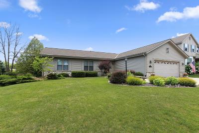 Cedarburg Single Family Home Active Contingent With Offer: N70w7427 Bridge Rd