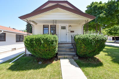 West Allis Single Family Home Active Contingent With Offer: 1230 S 92nd St