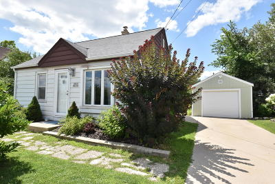 Sussex Single Family Home Active Contingent With Offer: W232n6179 Waukesha Ave