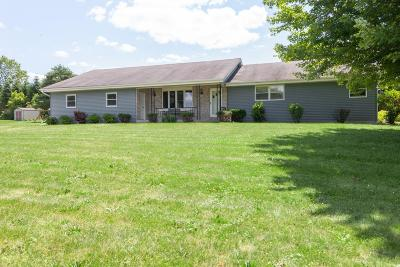 West Bend Single Family Home For Sale: 4238 W Hawthorne Dr
