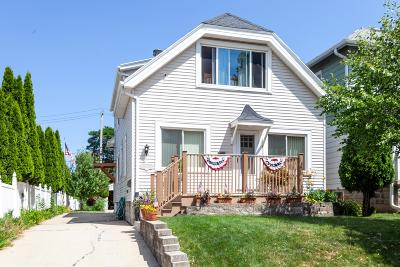 West Allis Two Family Home For Sale: 1932 S 89th St