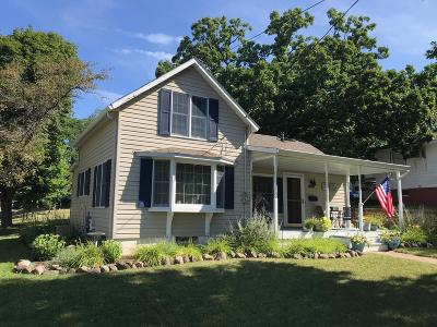 Whitewater Single Family Home For Sale: 406 North St
