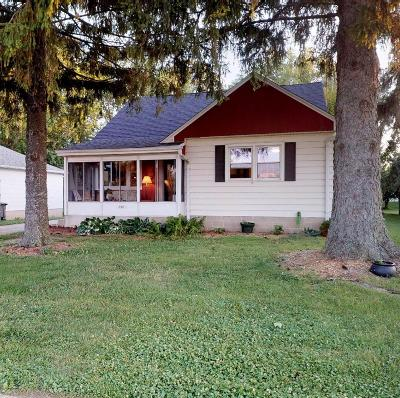 Jefferson Single Family Home Active Contingent With Offer: 258 W Riverview Dr