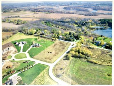 Mukwonago Residential Lots & Land For Sale: Lt1 Doll Ct
