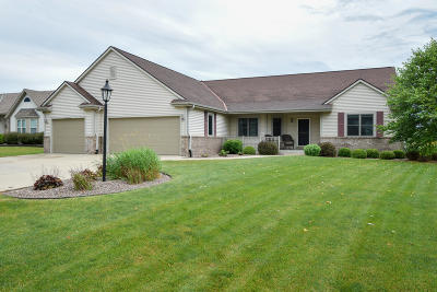 Muskego Single Family Home Active Contingent With Offer: W156s7382 Quietwood Dr