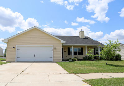 Whitewater Single Family Home Active Contingent With Offer: 204 S Locust Ln
