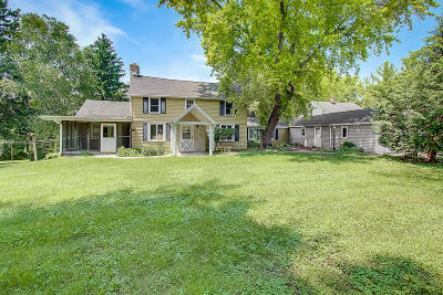 West Bend Single Family Home For Sale: 466 Decorah Rd