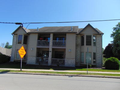 Sheboygan Falls Condo/Townhouse Active Contingent With Offer: 104 2nd St #3