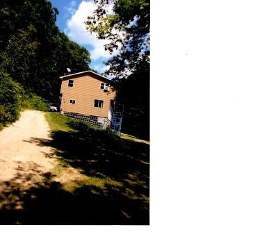 Ettrick Single Family Home For Sale: W10503 Farm Ln