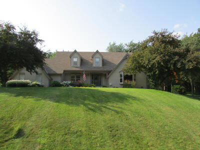 Nashotah Single Family Home Active Contingent With Offer: N41w32626 Marina Dr