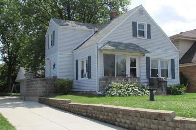 Greenfield Single Family Home For Sale: 4805 W Howard Ave